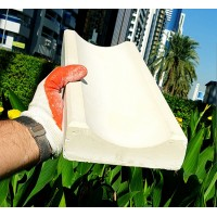 Set matrite rigole cu conicitate fabricare manuală