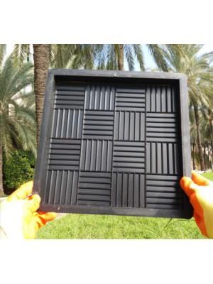 Matrite placi zimti 30X30X3 (Plastic) - Fara conicitate